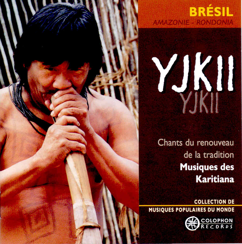 CD Karitiana cover