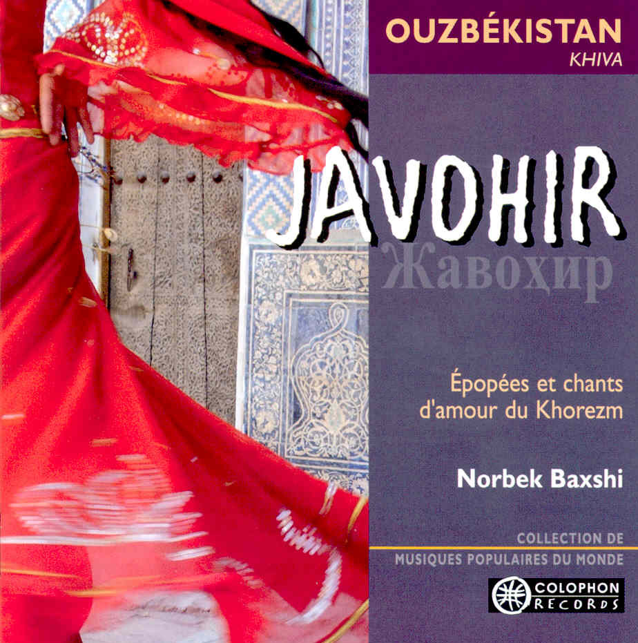 CD javohir2 cover